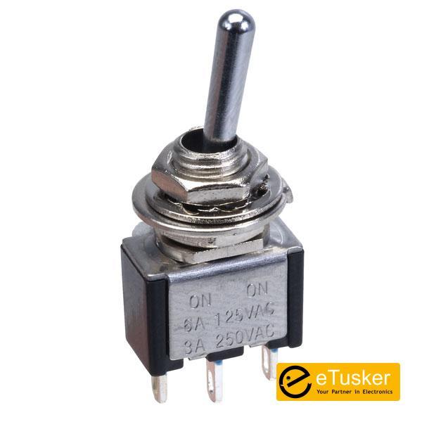 Etusker.com 3A SPDT Toggle Switch