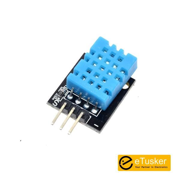 Arduino Compatible DHT11 Digital Temperature Humidity Sensor Module
