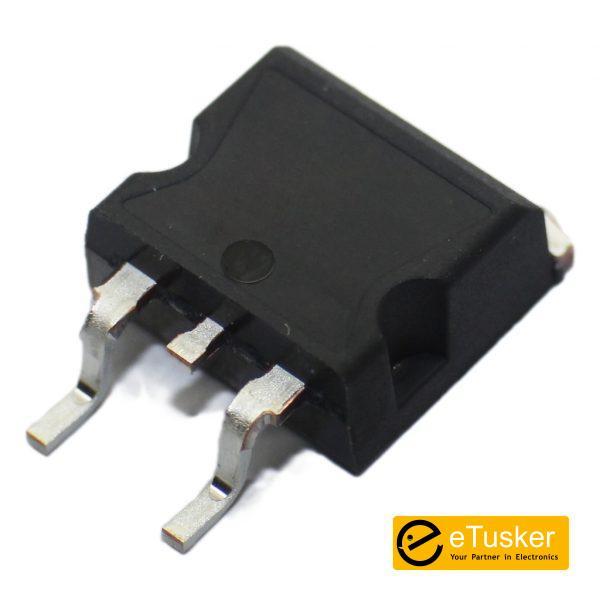 Etusker.com LD1086DT33TR 3.3V 1.5 A Low Drop Voltage Regulator (DPAK- TO-252) - SMD