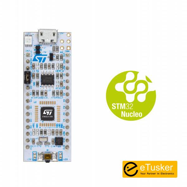 STM32L412KBU6 Microcontroller Development Board (Nucleo-32)
