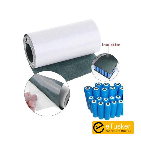 Barley Paper Electrical Insulation Width - 120mm (30cm Pieces)