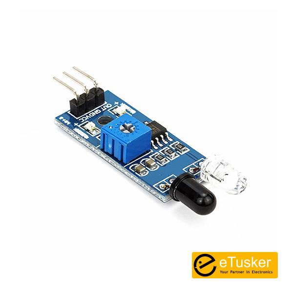 Infrared(IR) Obstacle Avoidance Sensor Module(Adjust-Distance)