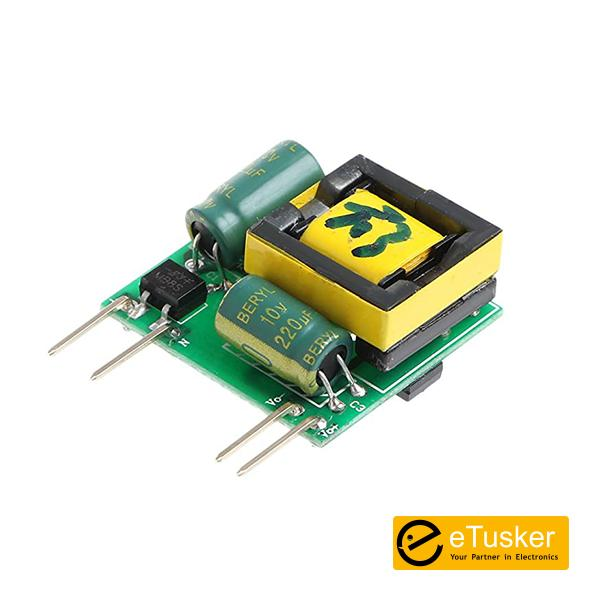 NA02-T2S03 Compact AC-DC Power Module 3.3VDC 2W - THR