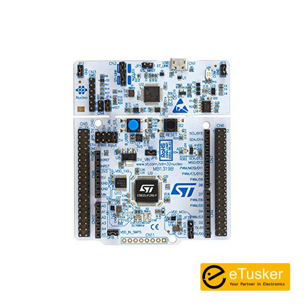 STM32L412RBT6P Microcontroller Development Board (Nucleo-64)