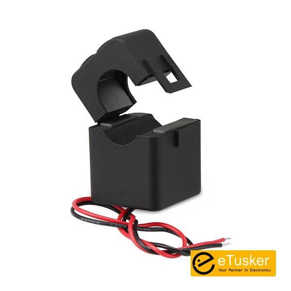Split Core Current Transformer with 600A - 100mA