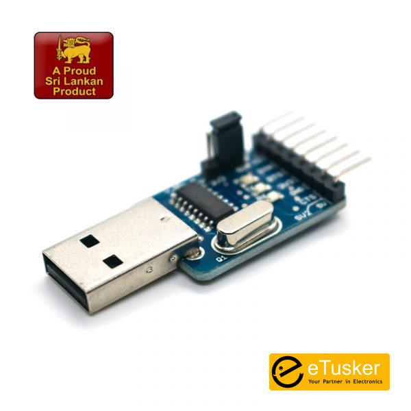 Aptinex CH340 USB To TTL Module (With DTR Pin enabled)