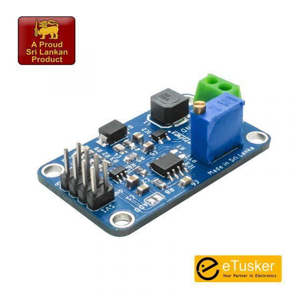 Aptinex DAC Module DA1C010BI I2C Digital to Analog 0-10V MCP4725