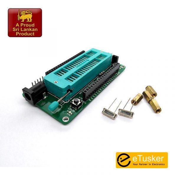 Aptinex PIC16F877A / PIC18F452 PIC Mini Development Board V2