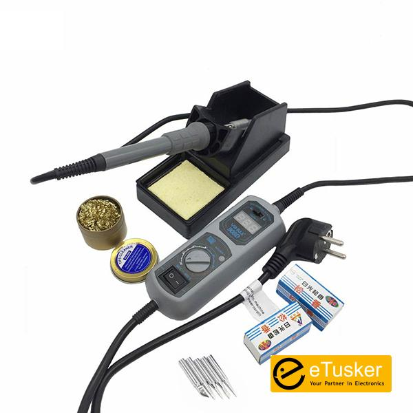 YIHUA 908D Temperature Adjustable Electric Soldering Iron 220V